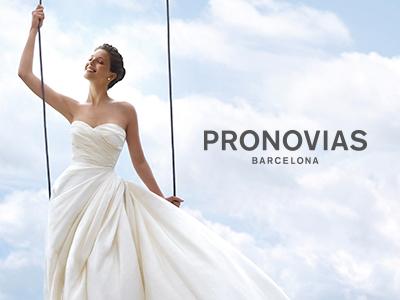 PRONOVIAS Web 2015
